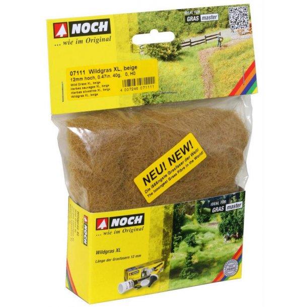 Strøgræs - Vildtgræs XL - Beige, 40 gram