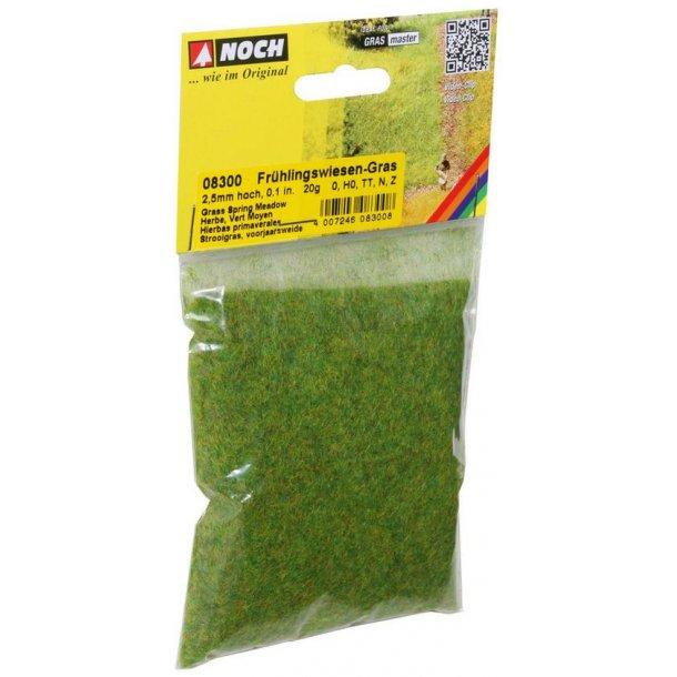 Strøgræs - Forårsgrøn, 20 gram