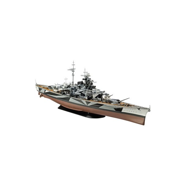 Slagskibet Tirpitz, skala 1/350