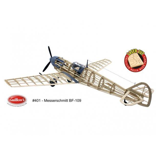 Messerschmitt BF-109, skala 1/16