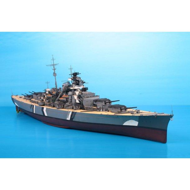 Bismarck - skala 1/200