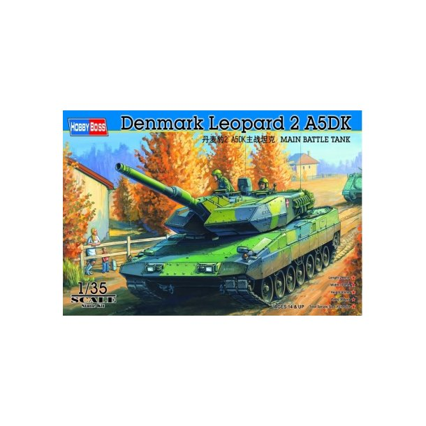 Leopard 2A5 - dansk udgave