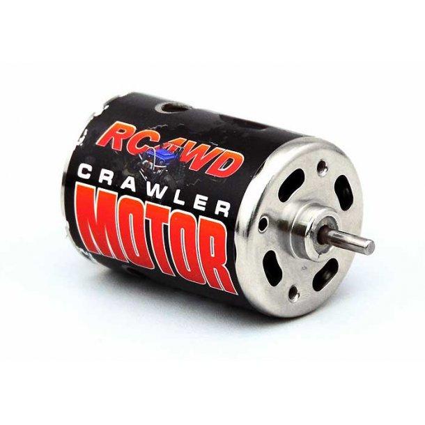 Crawler motor 80 turns