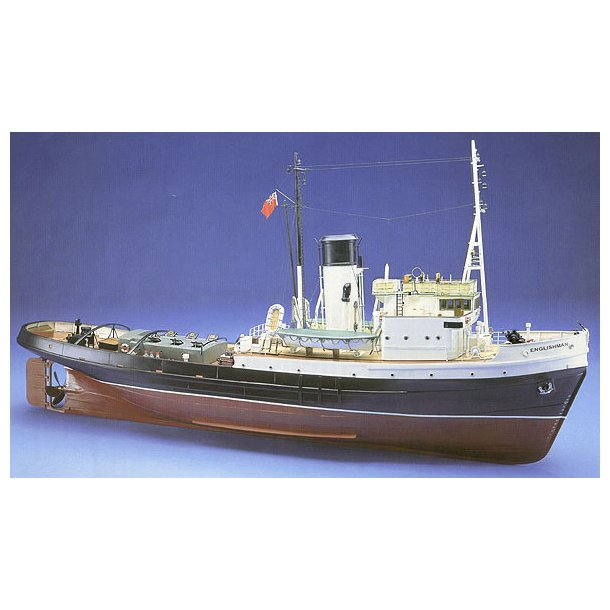 Envoy Class Civilian Salvage Tug
