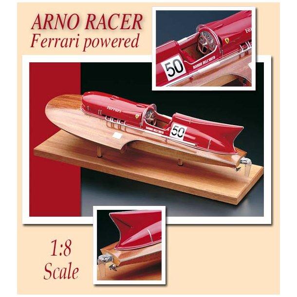 Arno XI Racer, Ferrari Powered, skala 1/8