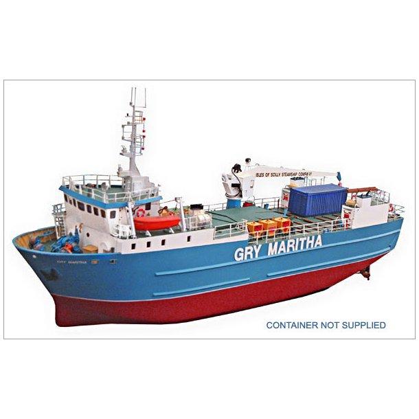 Gry Maritha - supplyskib/færge