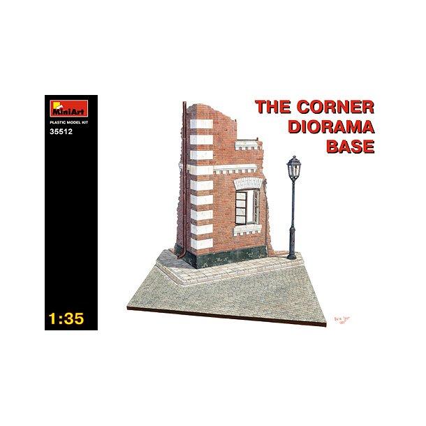 The Corner Diorama Base