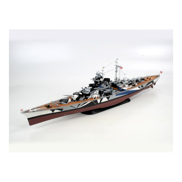 Slagskibet Bismarck, skala 1/350