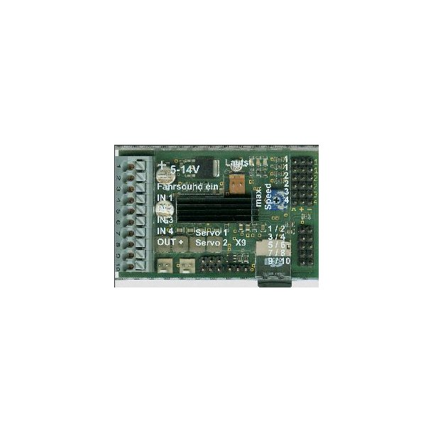 Beier Soundmodul USM-RC-2 med DVD