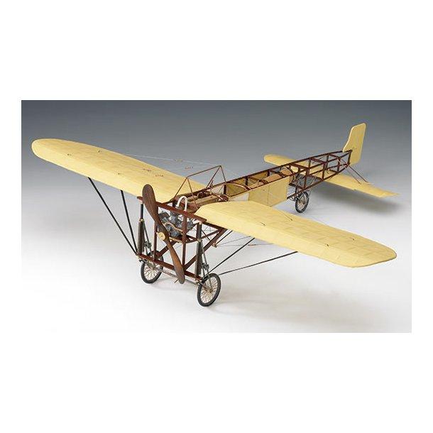 Bleriots flyvemaskine i skala 1/10