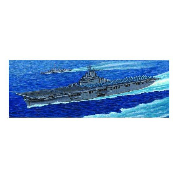 USS Essex CV-9