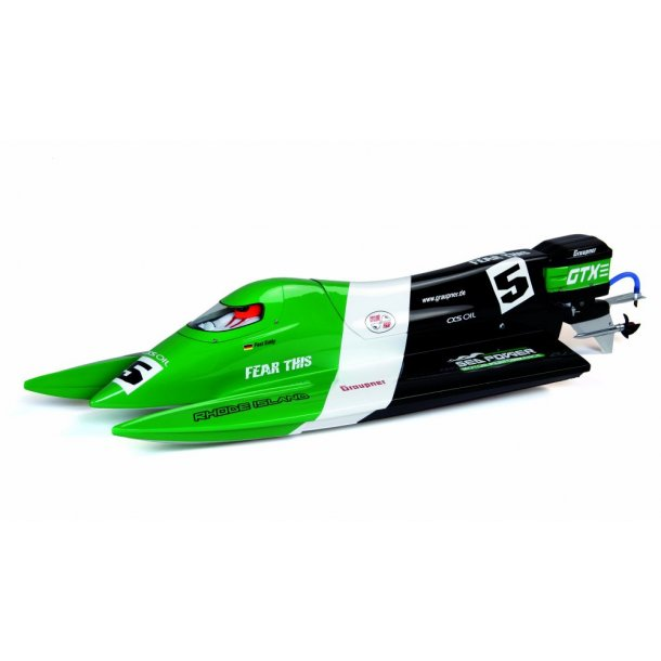 Rhode Island FORMEL 1 racerbåd ARTR