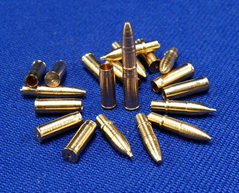 Pak 40 Munition diverse 35P09 1//35 75mm