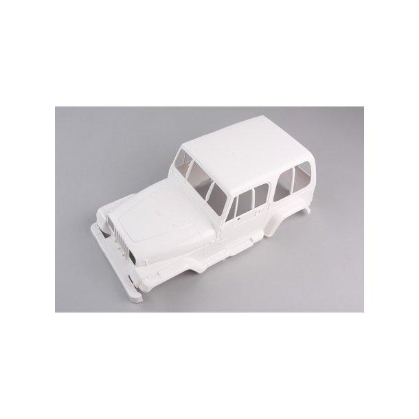 Jeep Wrangler, Body i skala 1/10 til CR-01