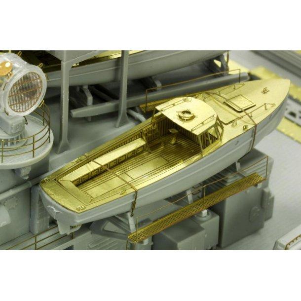 Fotoæts sæt 1 til Trumpeter Bismarck