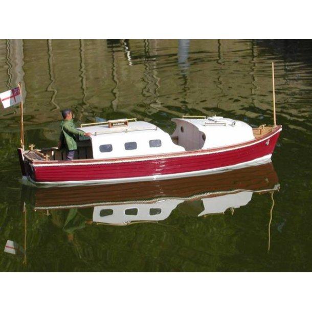 Motorbåd 25 fods Royal Navy