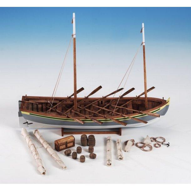 HMS Bounty Launch, skala 1/16