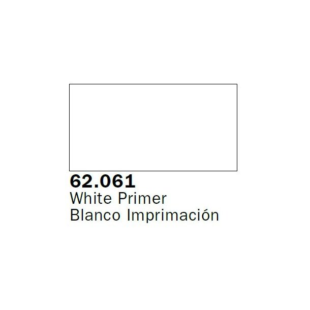 White Primer Premium (62061) - Vallejo 60 ml