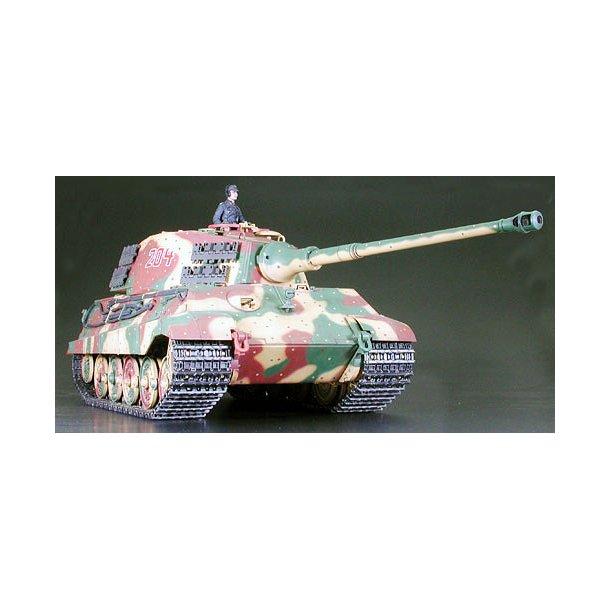 King Tiger Product. Turret med Full Option Kit