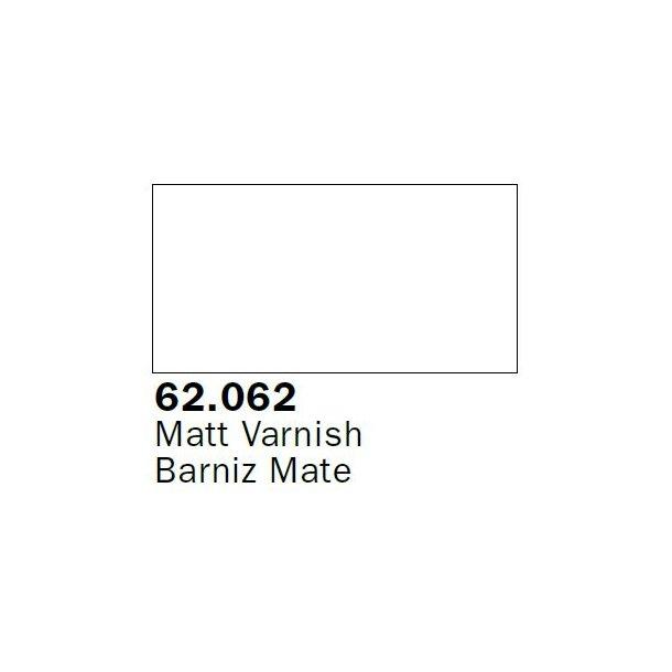 Matt Varnish Premium (62062) - Vallejo 60 ml
