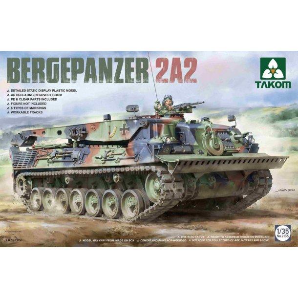 Bjærgningskampvogn Bergepanzer 2A2