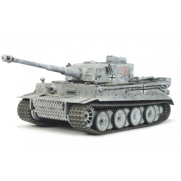 Tiger I DMD/MF01 Accessory med Full Option Kit