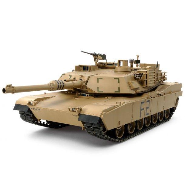 US Main Battle Tank M1A2 Abrams med Full Option